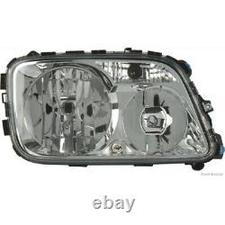 1 Headlight Herth + Buss Elparts 81,658,205 Suitable Mercedes-benz