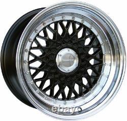 15 Bp Bsx Wheels Alloy For Alfa Romeo 159 Giulia Giulietta Stevio 5x110 Pcd