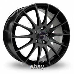 18 B Fx004 Alloy Wheels For Cadilac Bls Fiat 500x Croma Saab 9-3 9-5 5x110