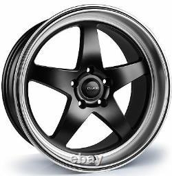18 Bpl Dare F7 Wheels Alloy For Alfa 159 Cadilac Bls Fiat Croma Saab 9-3 9-5
