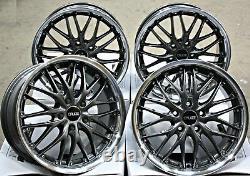 18 Cruize 190 Gmp Alloy Wheels For Alfa Romeo 159 Brera Giulietta Giulia 8c