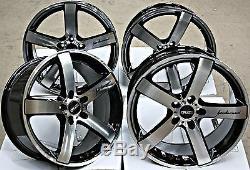 18 Cruize Blade Alloy Wheels Bpfs For Jaguar X-type S Type Xf Xj Tenth Xfr