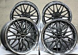18 Wheels Alloy Cruize 190 Gmp For Peugeot 308 407 508 605 607