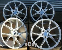 19 S Double Alloy Wheels 5x110 Alfa 159 Cadilac Bls Croma
