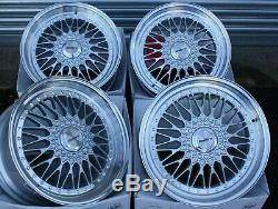 19 Sp Vintage Wheels Alloy For Alfa 159 Cadilac Bls Croma Saab 9-3 93 9-5 95