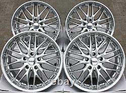 19 Wheels Alloy Cruize 190 Sp Silver Poli Depth 5x110 19 Inch Alloys