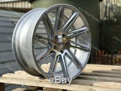 20 CC Silver-alloy Wheel Alfa Romeo 159 Jeep Grand Cherokee 9-3 9-5 5x110