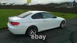 20 Hb Cs Lite Alloy Wheels For Alfa 159 Cadilac Bls Fiat 9-3 9-5 93