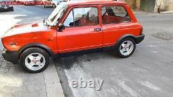 4 Fiat Cromodora Cd30 Alloy Wheels 5.5x13 4x98 Alfa Romeo Lancia Felgen
