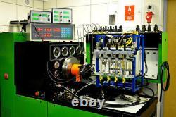 4x Bosch Injector 0445110183 Fiat 1.3 Multijet 1.3 D Multijet Opel 1.3 Cdti Jtd
