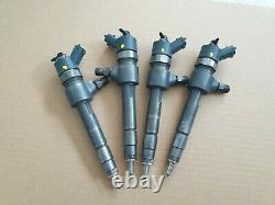 4x Injection Buse Injectors Alfa Romeo Fiat Opel Saab 1.9 Cdti Ref. 0445110276