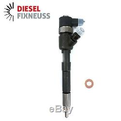4x Injector 0445110351 55219886 95517513 0986435204 Bosch Fiat 1.3 D