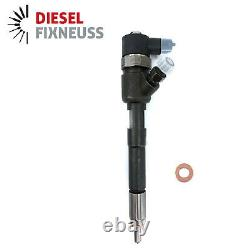 4x Injector Fiat Idea Panda Punto Evo Alfa Romeo Mito 1.3 D Multijet 0445110351