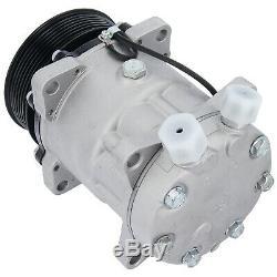 Air Compressor For Men Tga Tgs Tgx Sanden Sd7h15 24v 8 Pk 119 MM