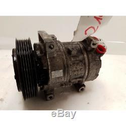 Air Conditioning Compressor Used Fiat Stilo 1.9 Jtd Ref. 51752531 608210666