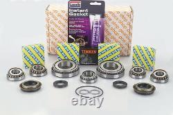 Alfa Romeo, Fiat, Opel, Vauxhall M32 M20 Improved Snr Speed Kit 7 Rolling
