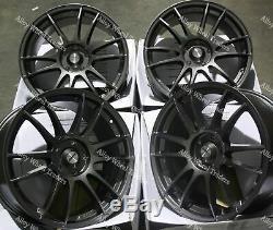 Alloy Wheels 17 Suzuka Alfa Romeo 159 Jeep Grand Cherokee 9-3 9-5 5x110