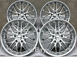Alloy Wheels 18 Cruize 190 Sp For Adam Opel Corsa S D Astra H & Opc