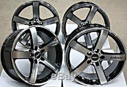 Alloy Wheels 19 Bp Cruize Blade For Peugeot Expert Tepee & & Rcz