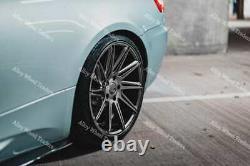 Alloy Wheels 19 Cc-a For Alfa 159 Cadilac Bls Fiat Croma Saab 9-3 9-5 Grey