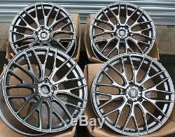 Alloy Wheels 19 X 4 Mgm R10 Alfa Romeo 159 Jeep Grand Cherokee 9-3 9-5