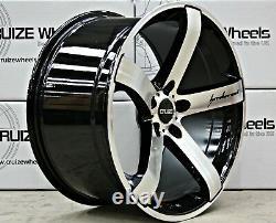Alloy Wheels 20 Cruize Blade Bp For Opel Adam S Corsa D Astra H - Opc