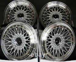 Alloy Wheels X 4 17 S Dare Rs Alfa Romeo 159 Jeep Cherokee Saab 9-3 9-5 5x110