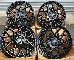 Alloy Wheels X4 18 GB Rt-i For 5x110 Alfa Romeo 159 Jeep Cherokee Saab