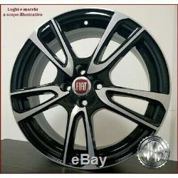 Astral Bd 4 Alloy Wheels Nad 17 4x98 Fiat Abarth 500 C Pop Riva Congratulations Panda