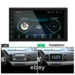 Autoradio Tactile Android 7 Universel For Any Gps Bluetooth Vehicle