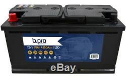 B-pro Starter Battery 95 Ah / 850 A For Alfa Romeo 164 Pro-0418005