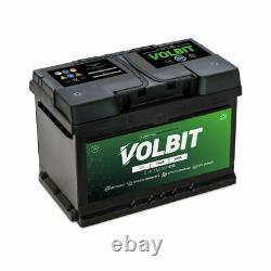 Battery Starting Volbit Start&stop Efb 70ah Ampere 650a Fr 275 X 175 X 190 MM