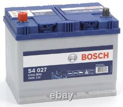 Bosch S4027 Car Battery 70a/h-630a