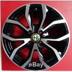 Bp 1 Esse1 Rim Alloy 7j 17 4x98 Et35 58.1 Fiat 500 Lancia Alfa Romeo