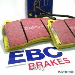 Brake Pads Front Ebc Yellowstuff Abarth 500/595/695 Installation Brembo