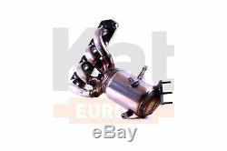 Catalyst Converter Opel Zafira 1.8i 16v 1796 CC 103 Kw / 140 HP Z18xer 9/057/08 Ref. 21