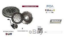 Clutch + Flywheel Fiat Original Bravo 198 Delta III Giulietta 1.6