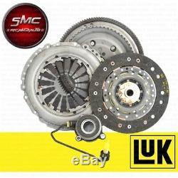 Clutch Kit + Flywheel Luk Grande Punto 1.3 Multijet Engine 66kw 90hp 6 Speed