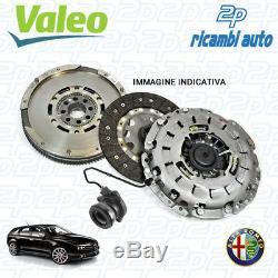 Clutch Kit + Flywheel Motor And Bearing Alfa Romeo 159 Fiat Croma 1.9 Jtdm /