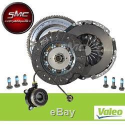 Clutch Kit + Flywheel Valeo Alfa Romeo 159 Sportwagon 1.9 Jtdm 110 Kw