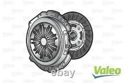 Clutch Kit For Abarth Fiat Alfa Romeo Lancia 500c 595c 312 312 A3,000 Valeo