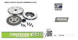Clutch Kit + Monomassa Flywheel Fiat Alfa Romeo 147 156 1.9 Jtd 8v 16v