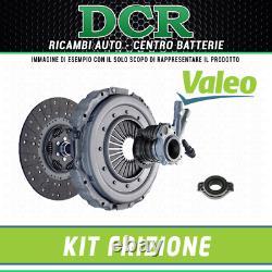 Clutch Kit Valeo 826865 Lancia Delta III 1.6 D Multijet From 09.08
