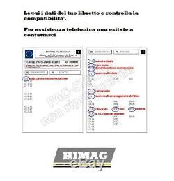 Collector Of Admission Original Fiat Bravo 2.0 Multijet 159 Giulietta