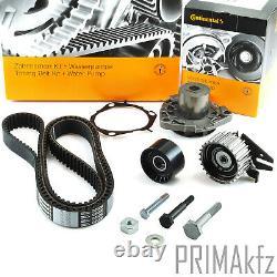 Conti Ct1105wp2 Zafira B Water Pump Distribution Belt Kit 1.9 Cdti