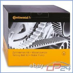 Contitech Water Distribution Kit Alfa Romeo Gt 1.9 Jtd 03-10
