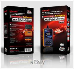 Diagnostic Suitcase Fiat & Alfa Romeo Icarsoft I950 Multiecu Kkl Diag Obd2