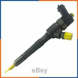 Diesel Injector For Fiat Qubo Mjtd 1.3 16v 75 Hp, 0445110183