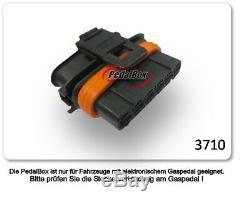 Dte System Pedal Box 3s For Alfa Romeo 147 937 2000-2010 3.2l Gta V6 184kw