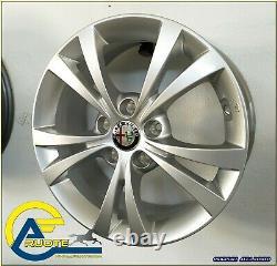 F650 Si 4 Original Alloy Rims Alfa Romeo From 16 To Juliet 500x